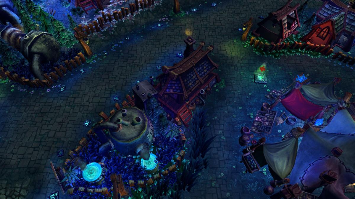 League of Legends Maps (Custom Rift Skins) | Dot Esports