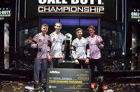 Denial after winning the 2015 Call of Duty Championship. The team remains intact.